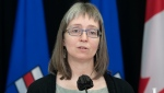 Alberta's CMOH said Friday that Alberta's COVID-19 variant doubling rate cannot yet be accurately determined.