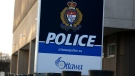 The Ottawa Police station on Elgin Street is seen in Ottawa, on Monday, Feb. 1, 2021. (Justin Tang/THE CANADIAN PRESS)