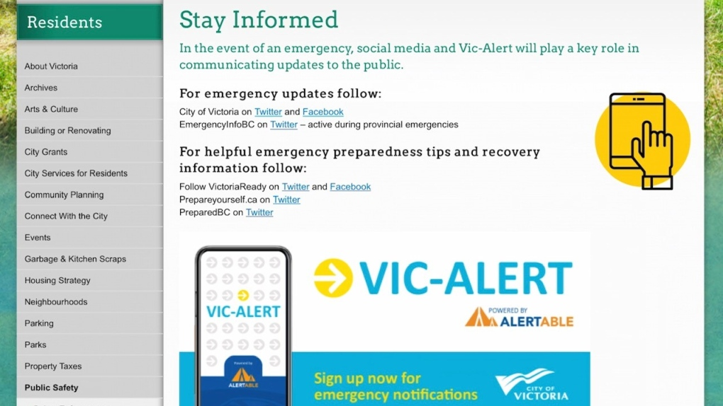 Vic Alert