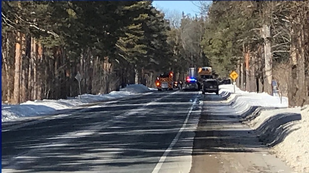 County Road 27 collision
