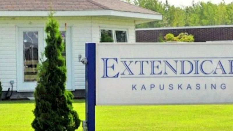 The Porcupine Health Unit announced Wednesday the outbreak at the Extendicare Long Term Care Home in Kapuskasing is now over. (File)