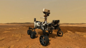 A device installed on NASA's Perseverance rover will attempt to produce and release oxygen on Mars.