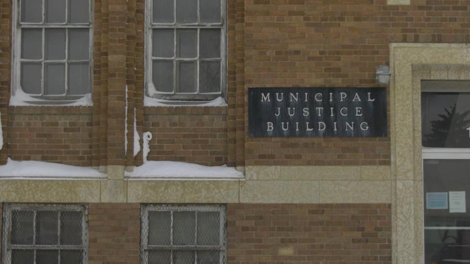 regina municipal justice building