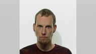 Christopher Jacob Boerma, 29, moved to Regina's North Central neighbourhood on Feb. 1. He is considered to be a high risk to reoffend sexually. (Supplied: Regina Police Service)