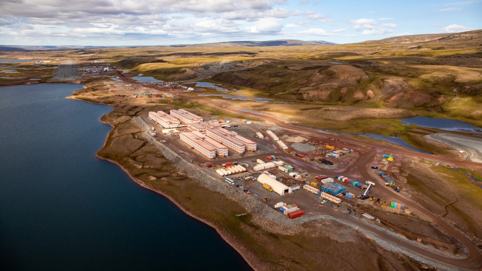 Baffin Island mine