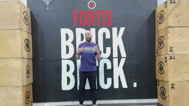 Keep Moving: Crossfit Fortis
