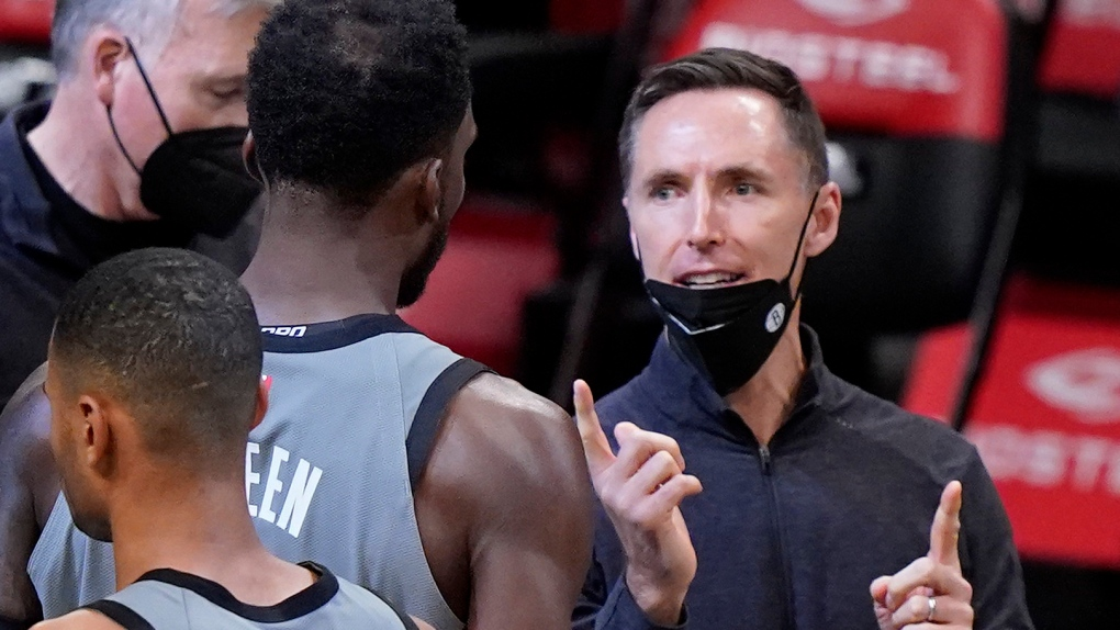 Nets Rookie Head Coach Steve Nash Proud To Be Part Of Canadian Pipeline Ctv News