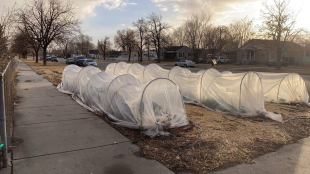 Utah man invites homeless people to live in his front yard