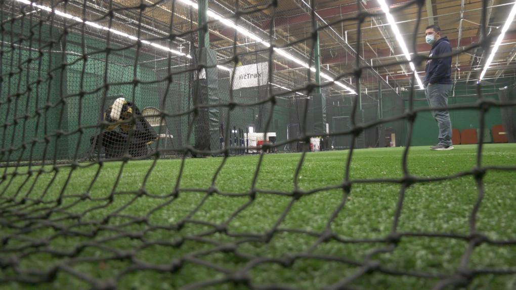Home Run Sports Training Centre
