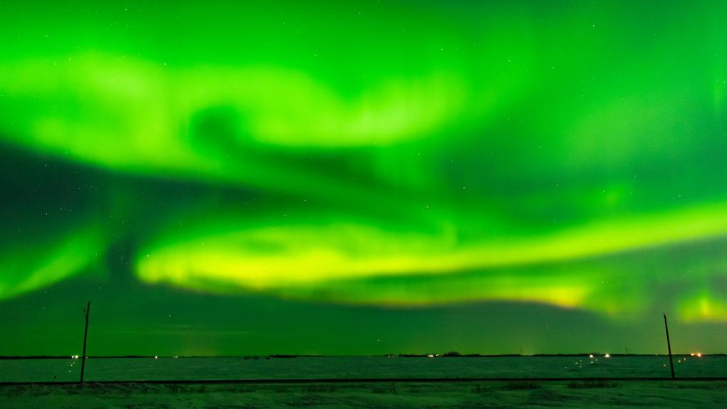 Northern lights - Aaron Suek