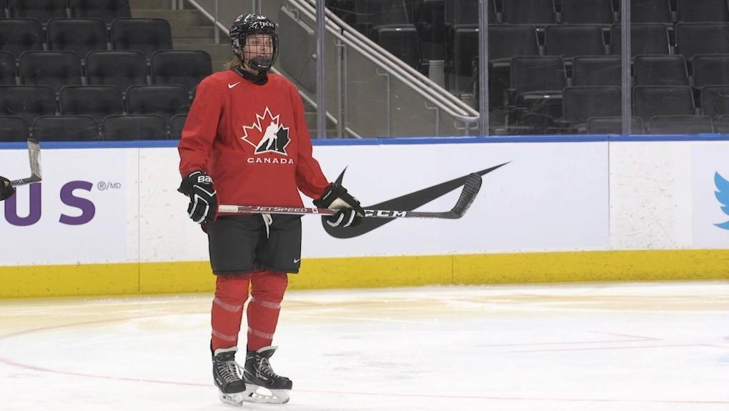 Emily Clark, Saskatoon hockey player