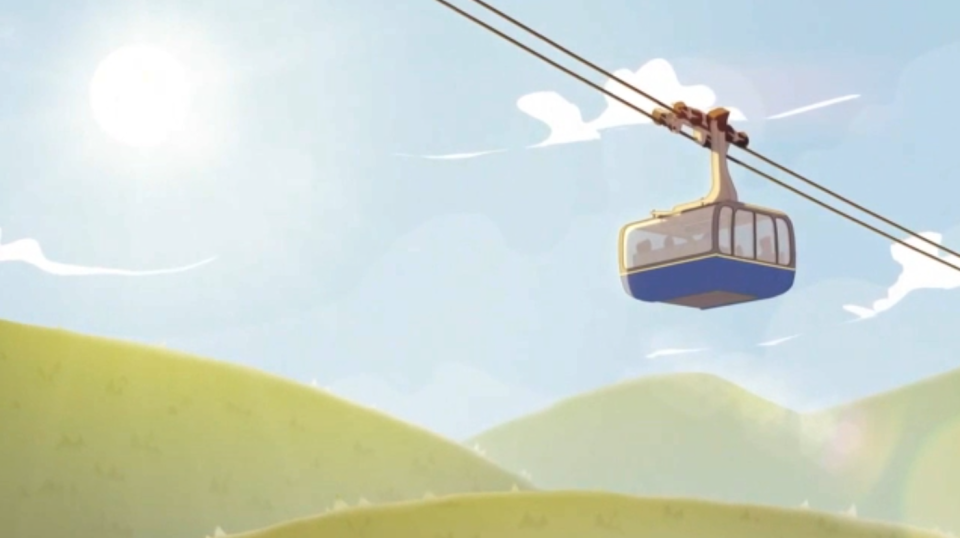 Burnaby Mountain Gondola