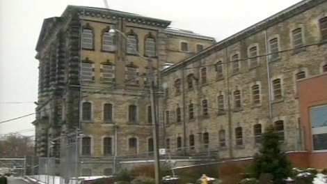The Don Jail, built between 1862 and 1865, is located in Toronto's Riverdale neighbourhood.