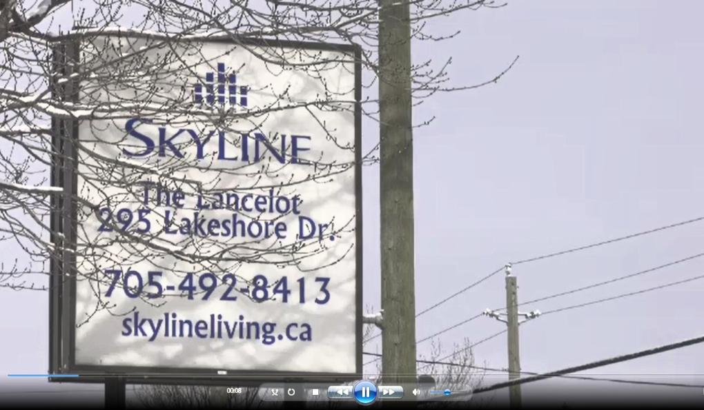 Skyline-Lancelot Apartments
