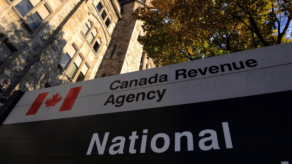 Canada Revenue Agenc