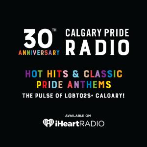 Calgary Pride Radio Big Box