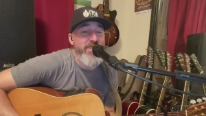 Sudbury musician covers Blue Rodeo's Dark Angel
