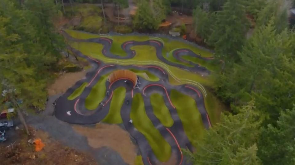 Jordie Lunn Bike Park