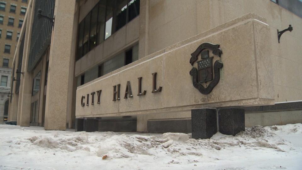 City Hall Winnipeg