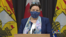"Chief medical officer of health Dr. Jennifer Russell says if the number of new cases remains low, all areas of the province may be able to move from the ""orange"" to the lower, ""yellow"" pandemic-alert level on March 7."