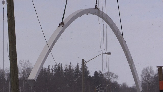 Bayfield Bridge