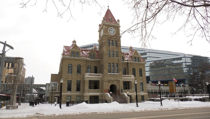 You can set your watch again to Historic City Hall's restored 110 year old clock because it's keeping time