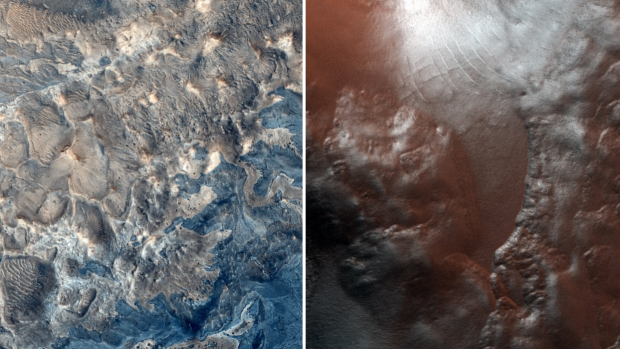 New discoveries, stunning images from Mars deepen understanding of red planet