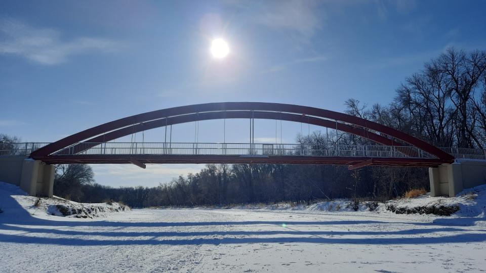 La Salle River, Feb 13