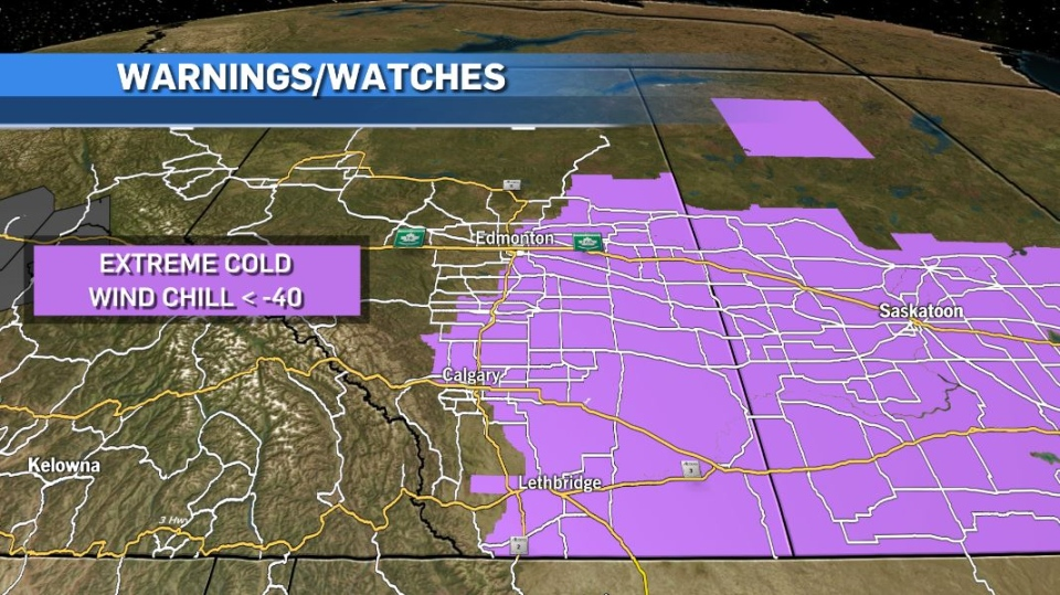 Feb. 14 watches and warnings.