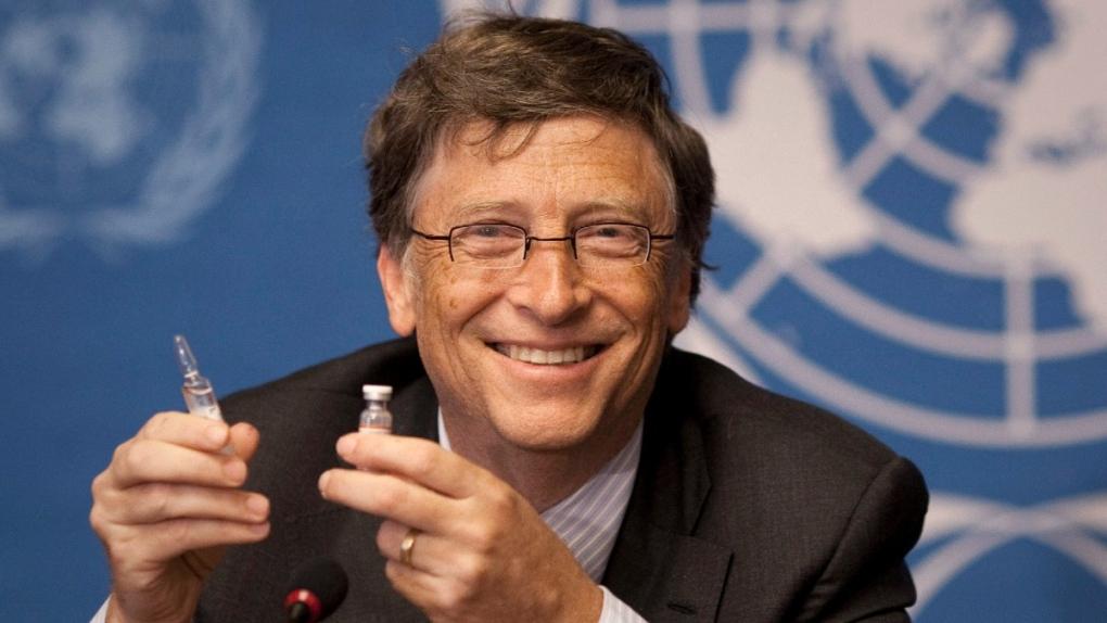Coronavirus: Bill Gates' daughter jokes about COVID-19 vaccine conspiracy  theory   CTV News