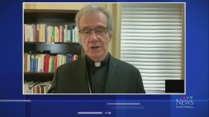 Montreal archbishop on abuse investigation