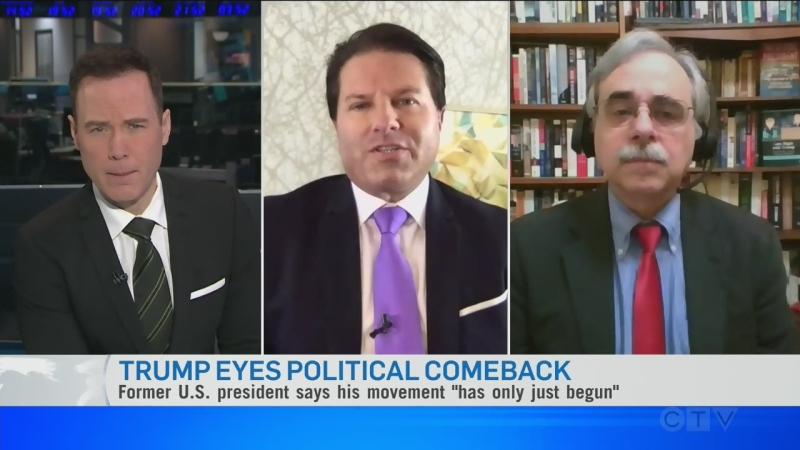 Trump's political comeback