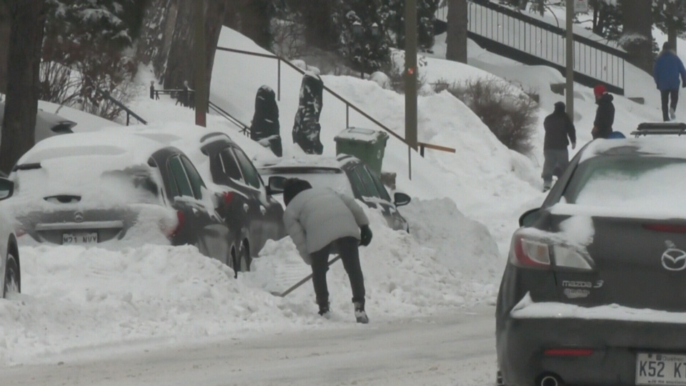 Tough week on Montreal roads