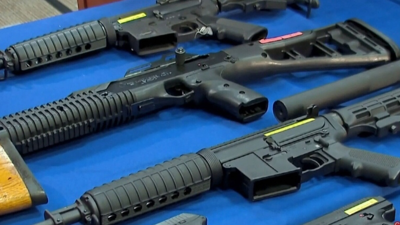 Feds table firearms legislation