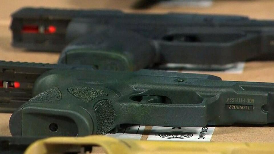 Municipalities to get power to ban handguns