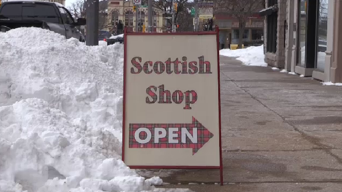 MacLeod's Scottish Shop is open in Stratford