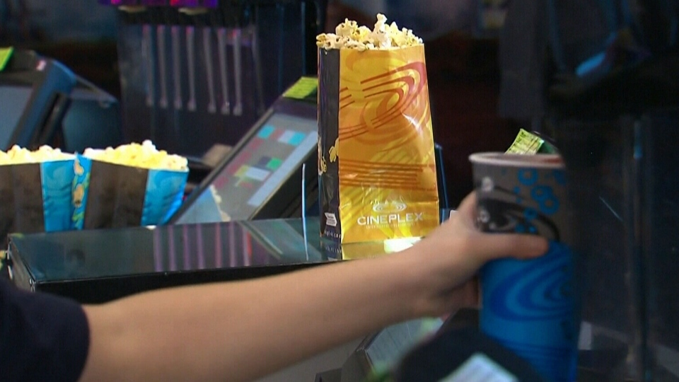 Movie theatres can reopen – without popcorn