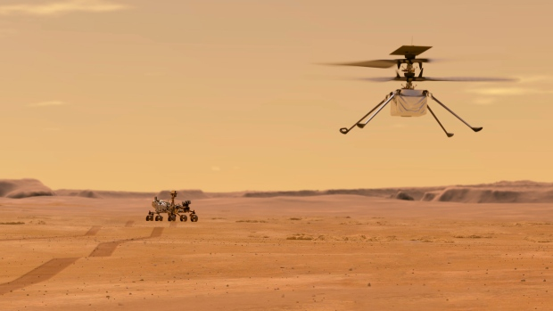 NASA is about to land on Mars, and these Canadians are part of the mission