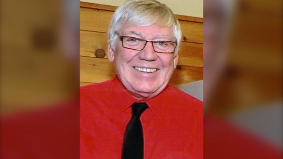 Doug Arthur, 75, of North Bay was retired OPP