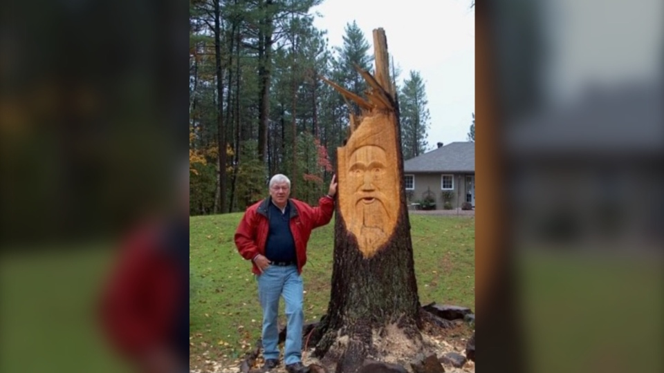 Doug Arthur was involved with the North Bay Carver