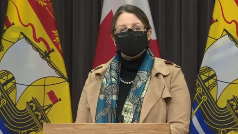 In order to protect New Brunswick's most vulnerable residents, the province announced they may have to delay the second dose of COVID-19 vaccines for those at lower risk.
