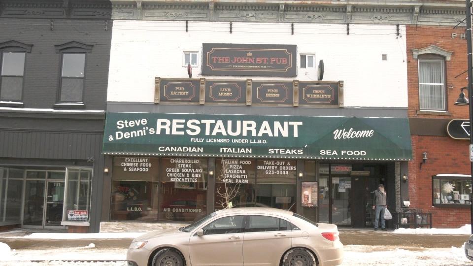 Steve and Denni's Restaurant