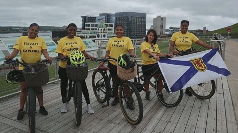 Halifax woman starts travel business