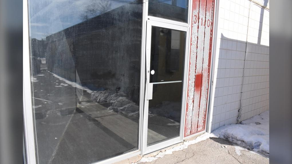 Pharmacy break and enter