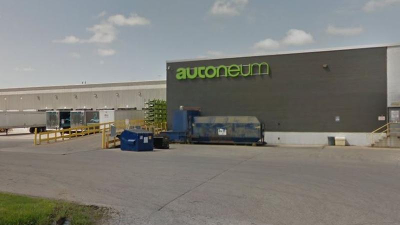 Autoneum plant in London Ont. (Google)