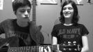 Cool guitar solo in Pop Machine's Queen cover