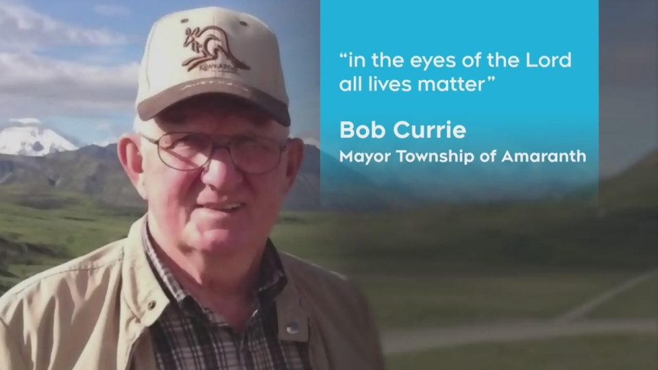 Amaranth Mayor Bob Currie stands by controversial comments made during a recent Dufferin County meeting. (CTV News)