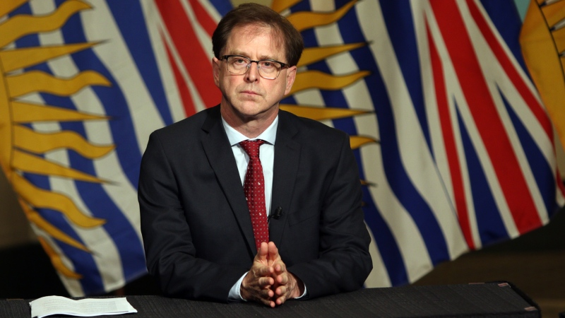 'COVID-19 is everywhere': B.C. health minister