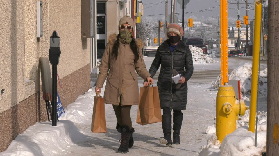 'Coldest Night of the Year' in Timmins