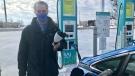 Don Millar, the President of London Electric Vehicles Association (Sean Irvine / CTV News)
